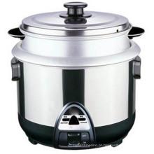 Modelo quente 1.5 L Arroz do arroz do gás Potenciômetro do arroz do Al