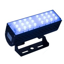 IP67 wasserdichte drahtlose RGB LED Wall Washer