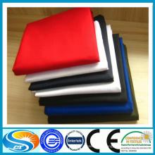 TC65 / 35 133X72 tecido de vestuário de 58/59 polegadas, tecido branco uniforme branqueado, tecido de vestuário tingido