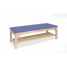 Hölzernes Material Krankenhaus Medizinische Untersuchung Tabelle, Kliniktisch (XH-H-4)
