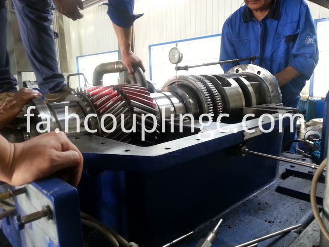 Technical Service for Thermal Power Plant