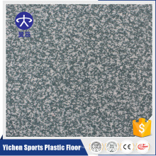 1.6mm 1.8mm 2.0mm PVC plancher en plastique garage intérieur