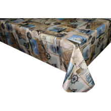 Pvc Printed table covers online shopping