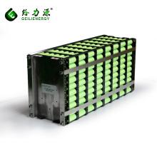 Precios al por mayor 22650 15S30P lifepo4 100ah 48v batería lipo batería