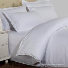 Ropa de cama 100% de la promoción del algodón barato de la fábrica (WS-2016291)
