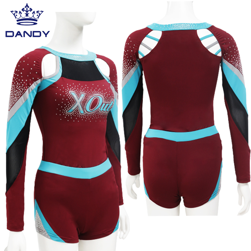 high school cheerleading uniforms