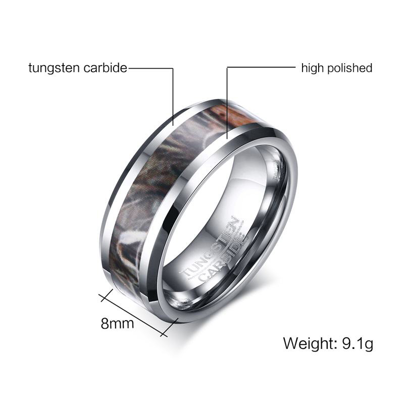 promise rings for men tungsten