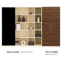 Foh Luxury Design Cabinet de bureau ouvert à la mode (FOH-FC-JC1818)