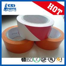 Fita colorida de marcação de PVC