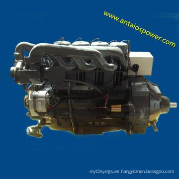 Motor diesel Deutz de 4 tiempos enfriado por aire (F4L912T)