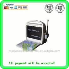 Système d'échographie Doppler couleur portable (MSLCU01)