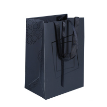 Customized High-End Paper Shopping Bag Gift Bag Hand Paper Bag