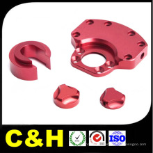 Micro Precision Aluminum/Steel/Brass/Copper/Plastic/Titanium CNC Machining for Automatic Machines
