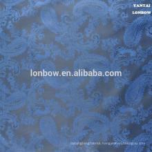 Garment interlining paisley print fabric 100% polyester