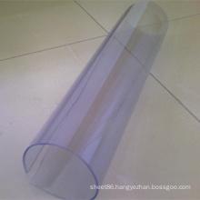 Super Clear Transparent Soft PVC Sheet Soft PVC Transparent Sheet
