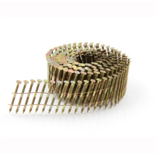 Best Quality Durable Pallet Screw brass roofing nails