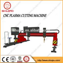 SHUIPO CNC Plasma / Flame Cutting Machine maquinaria de corte CNC de metal