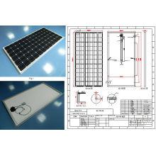 Модуль 36В 295W 290 Вт monocrystalline панели солнечных батарей 300W PV с одобренный CE
