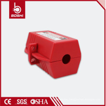Electrical Plug Lockout BD-D42 ,Ssafety lockout for cable diameter 20mm ,Hexagon Lockout design