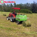 automatic hay baler