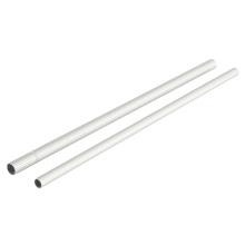 Persianas enrollables de tubo redondo de aluminio