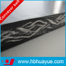 Ceinture de transport en caoutchouc industriel de tissu entier de corde