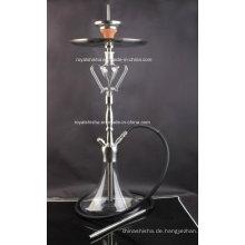 Neues Design Edelstahl und Glas Teile Shisha Shisha