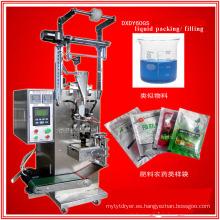 Máquina automática de medición y embalaje de líquidos para leche y vinagre