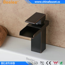 Beelee Single Handle Retro Sink Black Basin Faucet