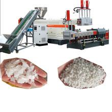Plastic Pelletizer Machine 300kg hr plastic Granulator