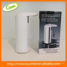 Atacado dispensador de sabão sensor de novidade, distribuidor automático de sabonete líquido