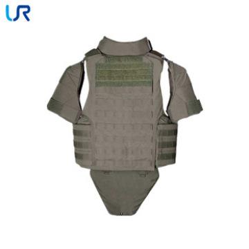 NIJ IV Military Full Body Armour Chaleco táctico balístico