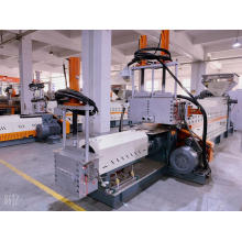 Machine de granulation de granulateur de film de PVC de LDPE de HDPE