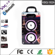 BBQ KBQ-162A 20W 2000mAh Portable Bluetooth Mini Speaker