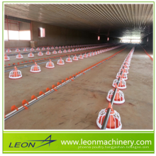 LEON broiler chicken house used automatic equipment
