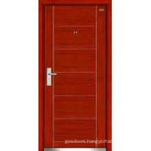 Steel Wooden Door (LT-106)