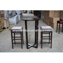 Solid wood bar chair XYN1213