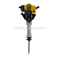 Nuevo 1900w 52cc 55J Mini Gas Powerd Demolición Jack Hammer Portable Gasolina Concreto Breaker Machine