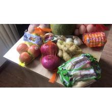 Горячие продажи больших пластиковых пакетов для овощей для сбора