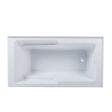 60 x 32 2 Wall Corner Alcove Bathtub