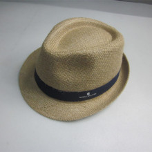 BSCI Jute Straw Hat With Sheet Lining