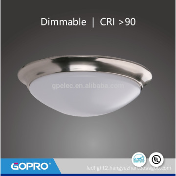 20W Dome North American LED Round Ceiling Light