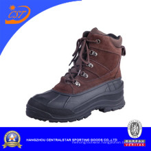 Suede Leather Snow Boot (XD-359)