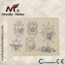 N201068B tatuagem tatuagem prática pele