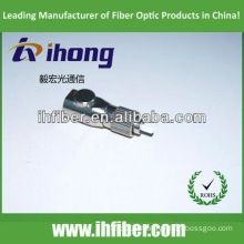 FC PC bare fiber adapter round housing