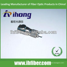 FC PC adaptador de fibra desencapada caixa redonda