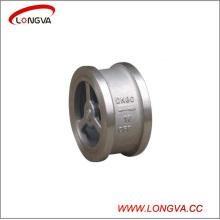 Двойной дисковый обратный клапан из нержавеющей стали