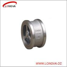 Válvula de retención de elevación tipo Wafer de acero inoxidable