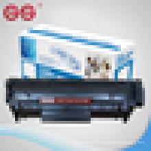 Cartucho de tóner compatible con el fabricante Q2612A para impresora láser HP