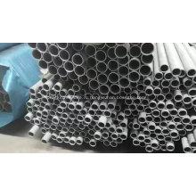 Сварные трубы теплообменника и конденсатора ASTM A249 904L